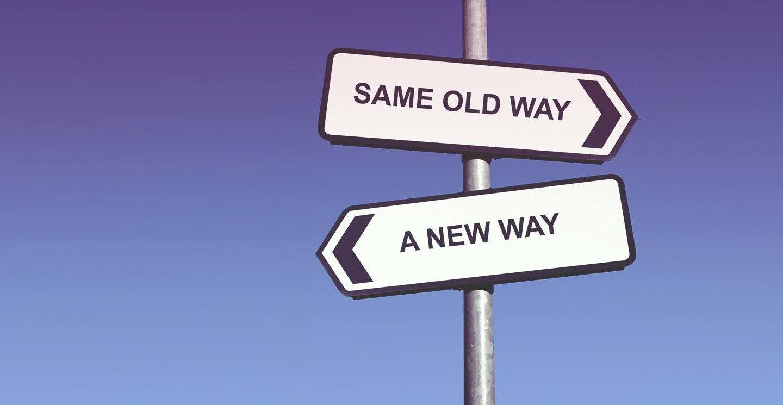Om at ændre vaner